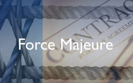 Force majeure and its impact on contracts